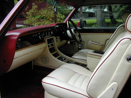 Rolls Royce Corniche 111 Convertible 1990  Wanted (picture 4 of 6)