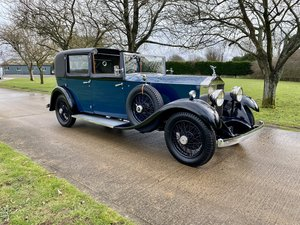 Picture of 1931 Rolls Royce Sedanca De Ville by Park Ward For Sale