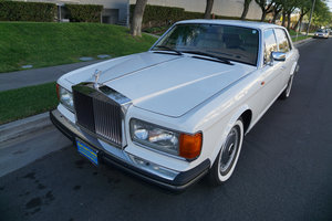 Picture of 1995 Rolls Royce SIlver Dawn with 25K orig miles For Sale