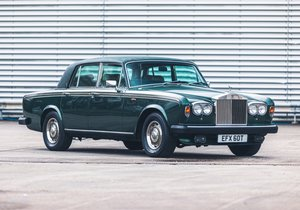 Picture of 1978 Rolls Royce Silver Shadow II - Lovely original example For Sale by Auction