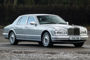 Picture of 1998 Rolls-Royce Silver Seraph - Est. £32,000 to £36,000 For Sale by Auction