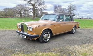 Picture of 1980 Rolls-Royce Silver Wraith II For Sale by Auction