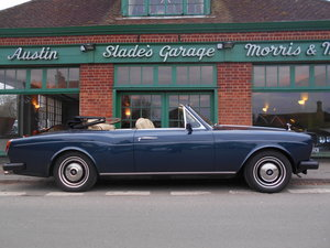 Picture of 1982 Rolls-Royce Corniche Convertible For Sale