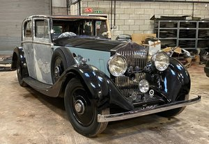Picture of 1935 Rolls-Royce 20/25 H.J.Mulliner Sports Saloon GOH15 SOLD