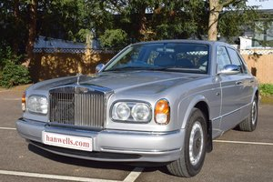 Picture of 1998 R Rolls Royce Silver Seraph in Silver Pearl For Sale