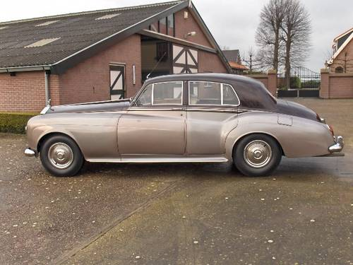 1965 Rolls-Royce Silver Cloud III ( L.H.D. ) For Sale (picture 2 of 6)