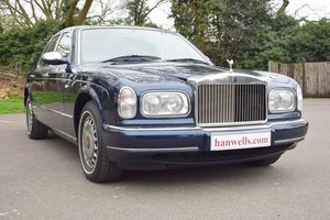 Picture of 1998 R Rolls Royce Silver Seraph in Royal Blue For Sale