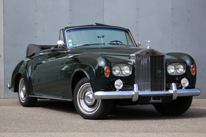 Picture of 1964 Rolls-Royce Silver Cloud III Convertible LHD For Sale
