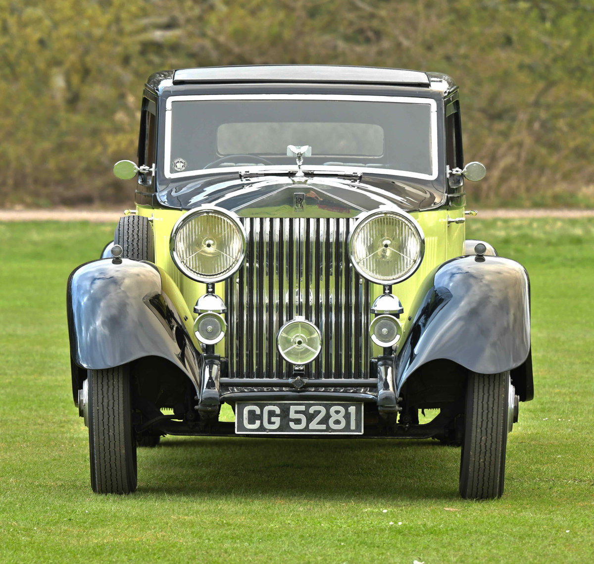 1933 Rolls Royce Hooper Sports Saloon. For Sale (picture 2 of 12)