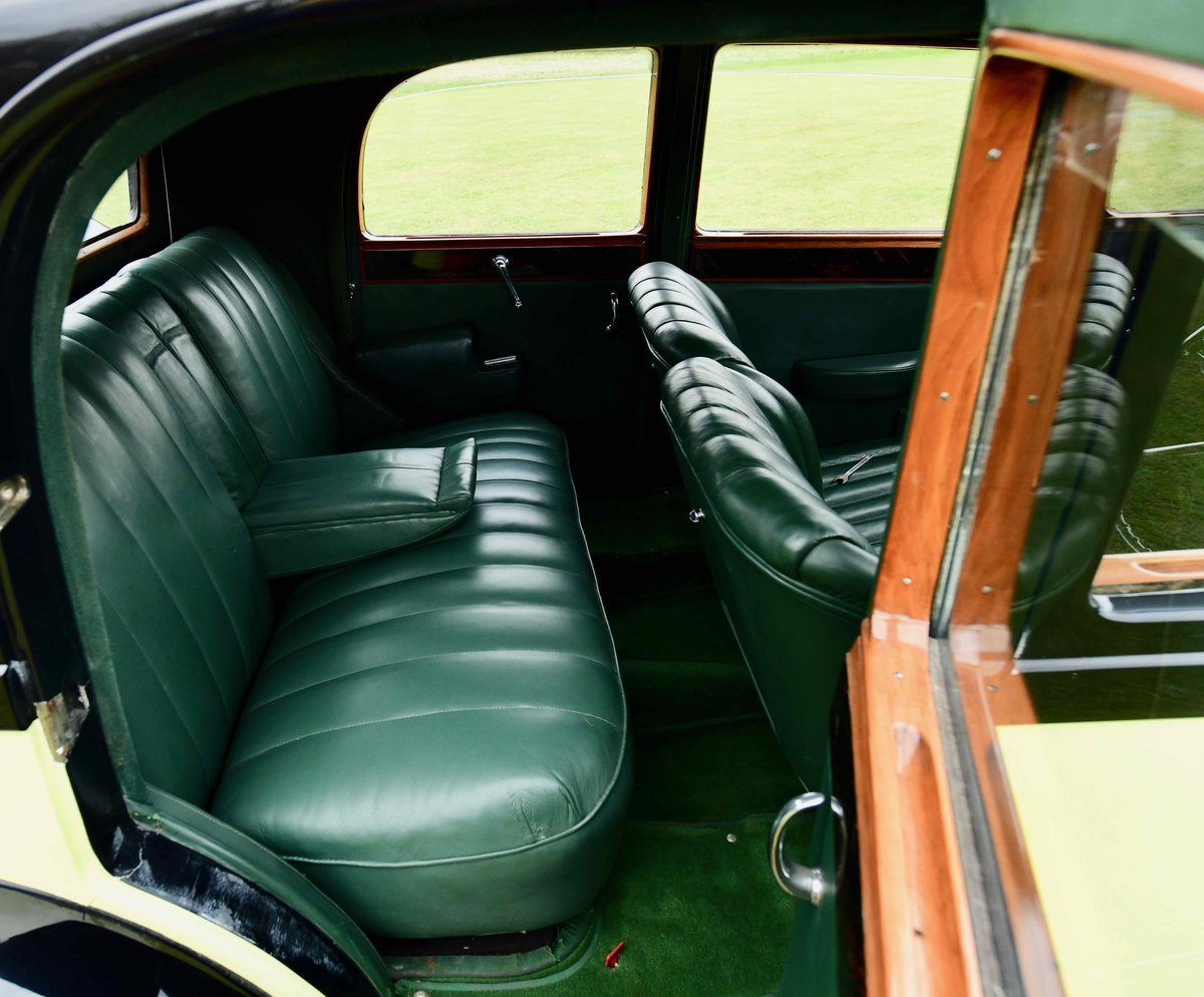 1933 Rolls Royce Hooper Sports Saloon. For Sale (picture 10 of 12)