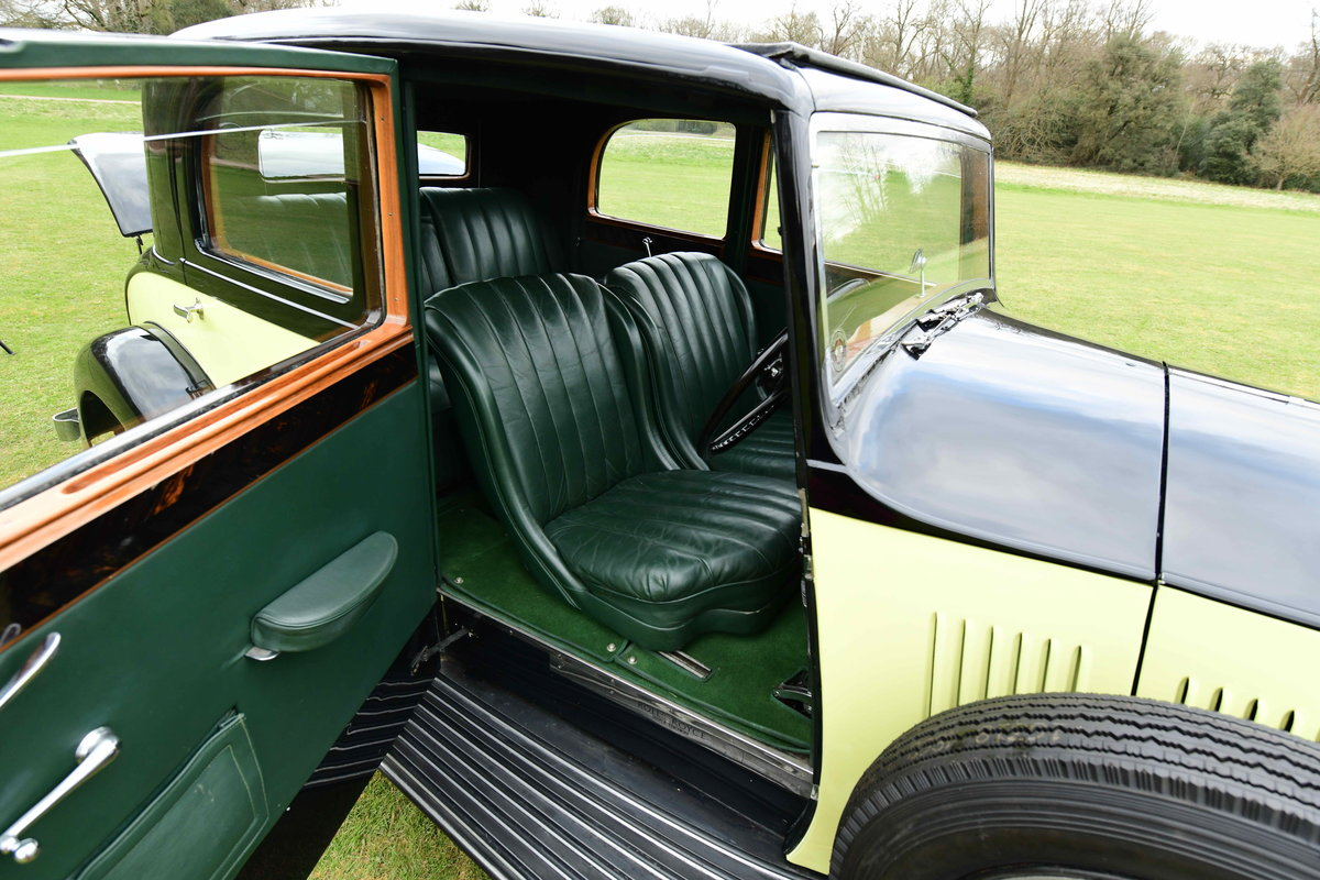 1933 Rolls Royce Hooper Sports Saloon. For Sale (picture 11 of 12)