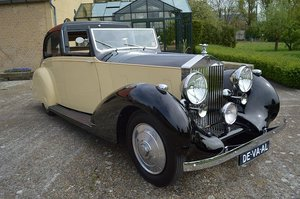 Picture of 1937 Rolls-Royce 25-30 Gurney Nutting Sedanca de Ville For Sale