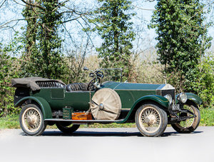 Picture of 1920 Rolls-Royce 4050hp Silver Ghost Tourer For Sale by Auction