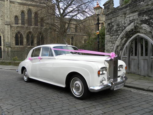 1964 Wedding Cars Kent For Hire (picture 1 of 6)