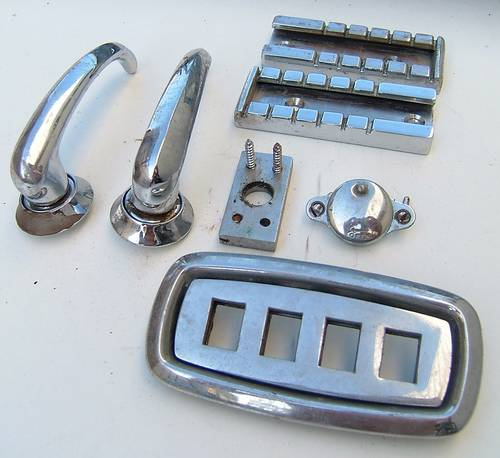 1968 silver shadow parts For Sale (picture 1 of 6)
