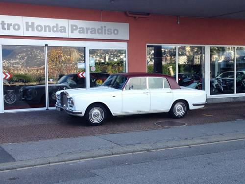 1966 Nice Rolls-Royce Silver Shadow I, LHD For Sale (picture 1 of 2)