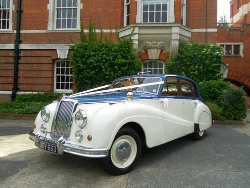 1964 Wedding Cars Kent For Hire (picture 4 of 6)