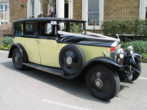 1930 ROLLS ROYCE LIMOUSINE For Sale (picture 1 of 4)