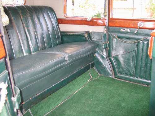1930 ROLLS ROYCE LIMOUSINE For Sale (picture 2 of 4)