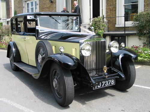 1930 ROLLS ROYCE LIMOUSINE For Sale (picture 3 of 4)