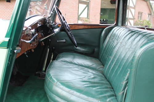 1937 Rolls-Royce 25/30 Park Ward Touring Limousine For Sale (picture 4 of 6)