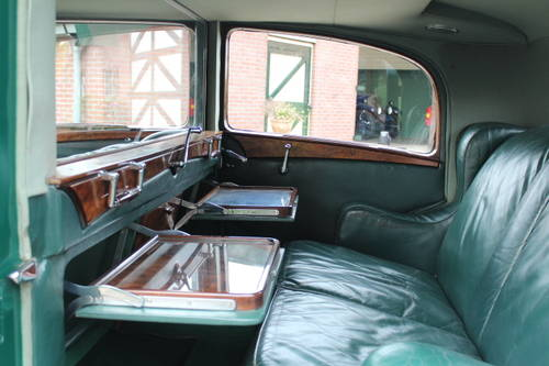 1937 Rolls-Royce 25/30 Park Ward Touring Limousine For Sale (picture 5 of 6)