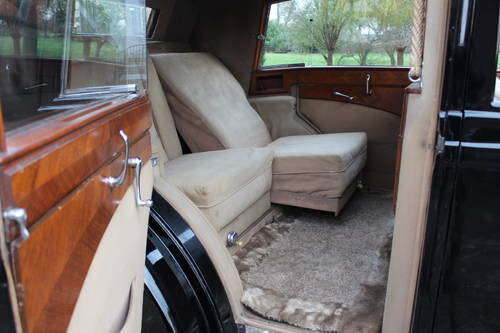 1937 Rolls-Royce Phantom III Windovers Sedanca de Ville For Sale (picture 5 of 6)