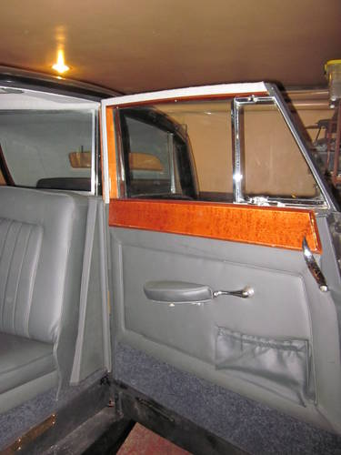 1949 Rolls Royce Silver Wraith Hooper Limousine For Sale (picture 3 of 6)
