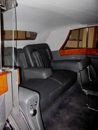 1949 Rolls Royce Silver Wraith Hooper Limousine For Sale (picture 4 of 6)