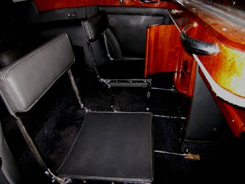 1949 Rolls Royce Silver Wraith Hooper Limousine For Sale (picture 5 of 6)