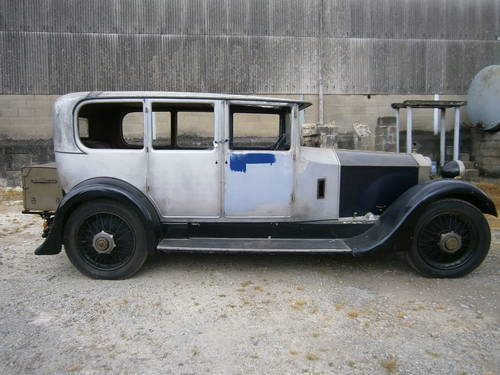 1928 Rolls Royce 20Hp Connaught Saloon - SOLD  SOLD (picture 3 of 6)
