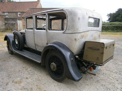 1928 Rolls Royce 20Hp Connaught Saloon - SOLD  SOLD (picture 4 of 6)
