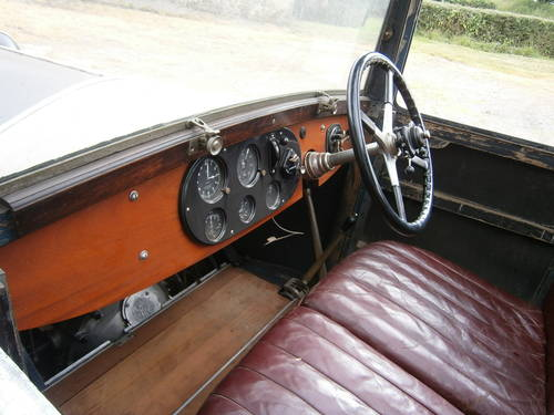 1928 Rolls Royce 20Hp Connaught Saloon - SOLD  SOLD (picture 5 of 6)