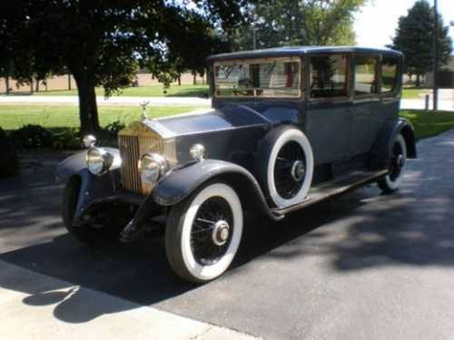 1928 Rolls Royce Phantom 1 Limousine  For Sale (picture 1 of 6)