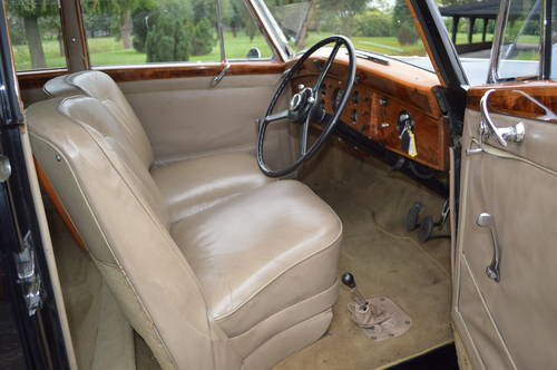 1952 Rolls - Royce  Silver Wraith  H.J.Mulliner For Sale (picture 4 of 6)