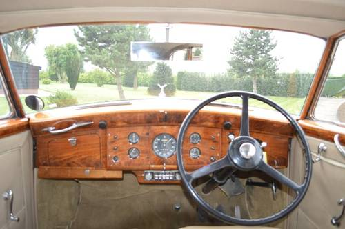 1952 Rolls - Royce  Silver Wraith  H.J.Mulliner For Sale (picture 6 of 6)