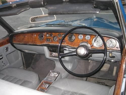 1970 ROLLS ROYCE CORNICHE CONVERTIBLE For Sale (picture 5 of 6)