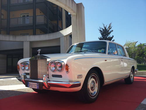 1971 Rolls Royce Silver Shadow I For Sale (picture 1 of 5)