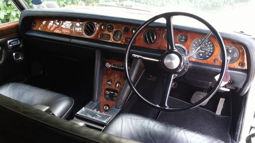 1971 Rolls Royce Silver Shadow I For Sale (picture 4 of 5)