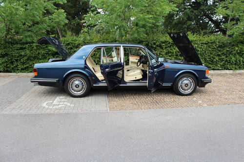 1993 Rolls Royce Silver Spirit 11 Wanted (picture 1 of 6)