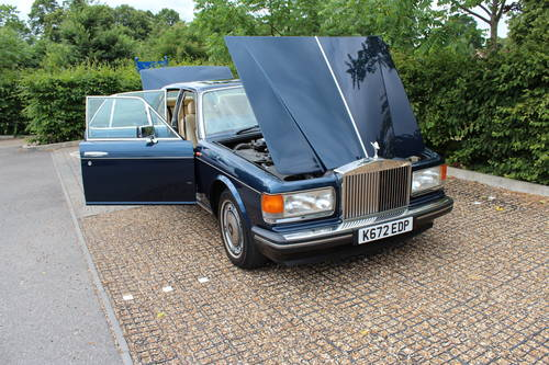 1993 Rolls Royce Silver Spirit 11 Wanted (picture 2 of 6)