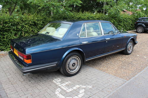1993 Rolls Royce Silver Spirit 11 Wanted (picture 3 of 6)