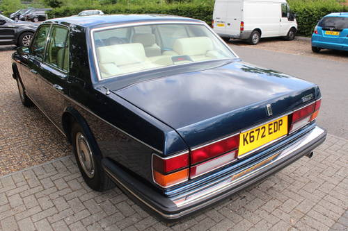 1993 Rolls Royce Silver Spirit 11 Wanted (picture 4 of 6)