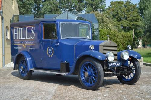 1926 Rolls-Royce Twenty Van For Sale (picture 1 of 6)