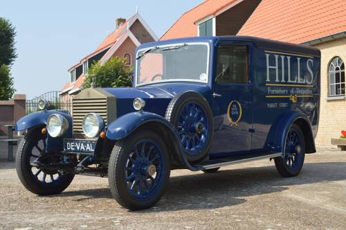 1926 Rolls-Royce Twenty Van For Sale (picture 2 of 6)