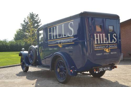 1926 Rolls-Royce Twenty Van For Sale (picture 3 of 6)