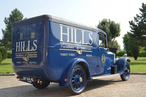 1926 Rolls-Royce Twenty Van For Sale (picture 4 of 6)