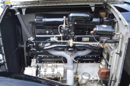 1937 Rolls-Royce 25/30 HP Gurney Nutting Sedanca de Ville For Sale (picture 6 of 6)
