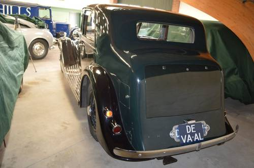 1935 Rolls-Royce 20/25 HP James Young Bromley Sports Saloon For Sale (picture 2 of 4)