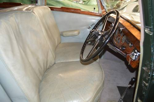 1935 Rolls-Royce 20/25 HP James Young Bromley Sports Saloon For Sale (picture 3 of 4)